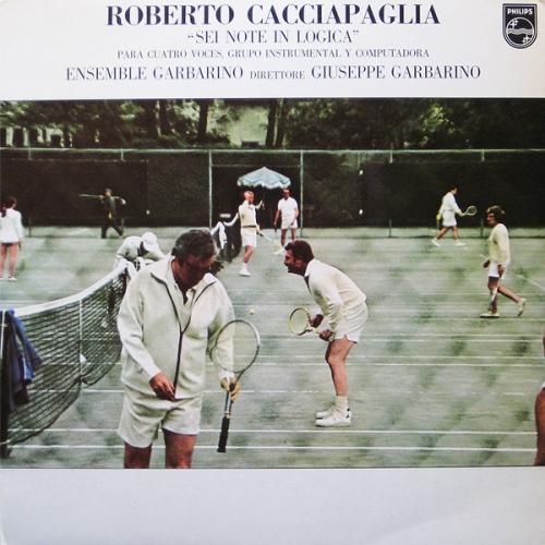 Roberto Cacciapaglia Sei note in logica