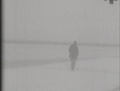 Man - Grey - Snow